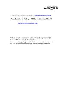 Phd thesis terrorism